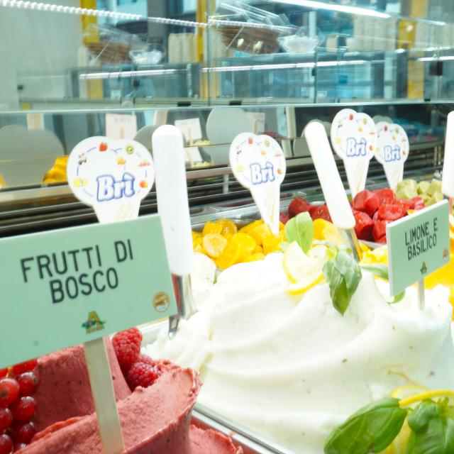 Brì, il gelato alla frutta 2.0